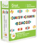 NEW CRICUT CARTRIDGE DAISY CHAIN BEADED FONT ALPHABET LETTERS NUMBERS