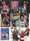 60 Lot of over sixty different Dennis Rodman basketball cards