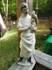 Lladro Retired #4763 OBSTETRICIAN Mint Condition 16.5 tall