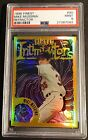 1996 MIKE MUSSINA FINEST GOLD REFRACTOR PSA 9 MINT ORIOLES POP 2 (485)