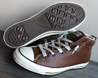 CONVERSE CHUCK TAYLOR ALL STAR STREET SLIP ON MID SHOES size 8 70 136420