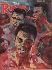 Cassius Clay Muhammad Ali LeRoy Neiman The Ring December 1966 051118DBX