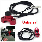 Universal CNC Motorcycle Engine Stop Start Kill Switch Button ATV Dirt Bike Quad