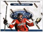 2012-13 Panini Certified NHL Hockey Hobby Box