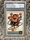 2011 TOPPS ALLEN GINTER MANNY PACQUIAO SIGNED AUTO GRADED PSA 10 GEM MT 791 999