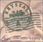 Krystal - CD - Three chords and a song (1999, CAN) ...