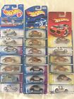 Lot of 66 Hot Wheels Assorted VW Cars New In Factory Sealed Packages