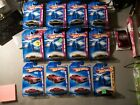 LOT OF 12 HOT WHEELS ALL BUICK GRAND NATIONAL1 2007  3 2009 FTE
