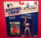 1989 STARTING LINEUP -MLB-OZZIE SMITH-ST LOUIS CARDINALS-NEW WITH CARD
