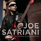 JOE SATRIANI - THE COMPLETE ALBUMS COLLECTION 15 CD NEW+