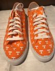 Tennessee Volunteers Row One Womens Oxford Lace Up Sneakers NCAA W8 M65