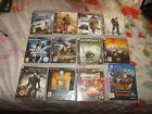 VARIOUS RETRO GAMES XBOX 360,XBOX ONE,PS3/4,PS1.