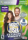 Biggest Loser Ultimate Workout Platinum Hits NM Complete Xbox 360 Game