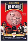 2018 Baseball Treasure Trading Coin Pack - New Unopened Pack(s)