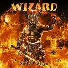 WIZARD - FALLEN KINGS   CD NEW+