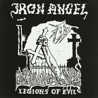 IRON ANGEL - LEGIONS OF EVIL   CD NEW+