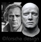 Marlon Brando Life Mask Don Vito Corleone The Godfather Apocalypse Now Jor El