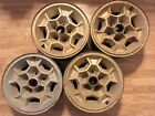 71 76 Pontiac Lemans GTO Firebird Trans Am 15x7 Polycast Honeycomb Wheels