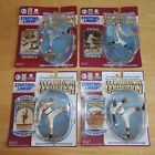 Cooperstown Starting Lineup Lot of 4 Satchel Paige Robin Roberts Dizzy Dean (#3)