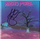 PSYCHO MOTEL State of Mind - ADRIAN SMITH Iron Maiden Guitarist Autograph SIGNED
