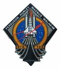 Space Shuttle Pin Mission Complete Nasa Official Edition STS 135 Final Mission