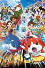 500 Piece Jigsaw Puzzle Movie Yokai Watch The secret of birth Nyan Large piece