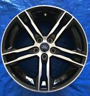 2015 2018 Ford Focus ST Factory OEM Wheel Rim 18 Black Machined FM5J 1007 DA