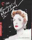 THE EARRINGS OF MADAME DE Criterion Collection MAX OPHULS Blu Ray FRENCH 1953