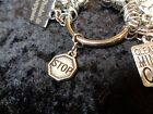 Stop thinking its a DIET Stop Sign Weight Loss Charm for Weight Watchers Ring