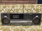 Vintage Panasonic RX-C45 AM/FM Stereo Cassette Tape Radio Gettoblaster Boombox