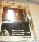 A SIMPLE LIFE MAGAZINE WINTER 2017 JILL PETERSON PRIMITIVE COUNTRY