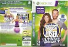 Biggest Loser Ultimate Workout Xbox 360 Complete NM Xbox 360 Video Games