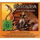 ROXXCALIBUR - LORDS OF THE NWOBHM  CD + DVD NEW+