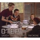 OTEP - SMASH THE CONTROL MACHINE DELUXE... CD+DVD NEW+