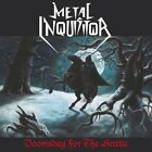 METAL INQUISITOR - DOOMSDAY FOR THE HERETIC (RE-RELEASE+BONUS CD) 2 CD NEW+