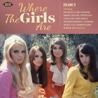 WHERE THE GIRLS ARE VOL.9 - THE SWEET THREE, THE RAG DOLLS, EVIE SANDS, -CD NEW+