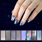 Galaxy Nail rt Transfer Wrap Foil Sticker Glitter Tip Decal Decoration DIY!