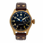 IWC Big Pilot Heritage Limited Edition Auto Bronze Mens Strap Watch IW5010-05