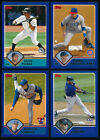 2003 Topps Traded & Rookies Baseball Cards 7