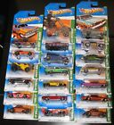 Hot Wheels Random lot of 20 Regular Treasure Hunts 2007 2012 in package