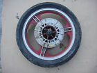 1983 Kawasaki GPZ 750 Front Rim and Tire