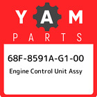68F-8591A-G1-00 Yamaha Engine control unit assy 68F8591AG100, New Genuine OEM Pa