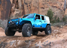 2017 Jeep Wrangler Unlimited Sport with Rubicon Plus Upgrades Professionally Built!