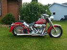 2005 Harley Davidson Softail 2005 Harley Davidson Screaming Eagle Softail Mint Condition Low Miles W Extras
