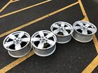 17 PONTIAC GTO HOLDEN MONARO OEM FACTORY STOCK WHEELS RIMS 5X120 57 60