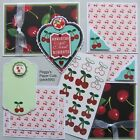 SALE Premade Scrapbook Pages Mat Set Kit MEMORIES SWEET MOMENTS Sewn pack890