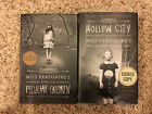 Hollow City SIGNED by Ransom Riggs + Bonus Miss Peregrine's Book