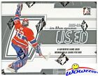 2013 14 In the Game ITG Game Used HOCKEY Factory Sealed HOBBY Box- 4 Game Used