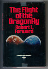 SIGNED Robert Forward THE FLIGHT OF THE DRAGONFLY First Edition SCI FI FINE