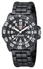 Luminox Men's 3052 Colormark Navy Seal Black Resin Watch A.3052